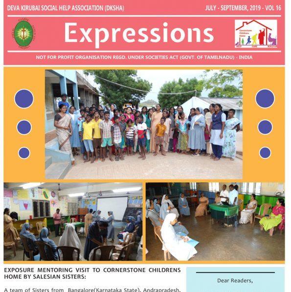 DKSHA July - Sept 2019, Newsletter