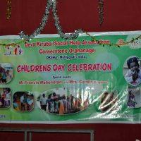 DKSHA Children's Day Banner