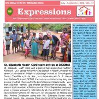 DKSHA July - Sept 2018, Newsletter