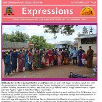 DKSHA July-Sept 2021, Newsletter