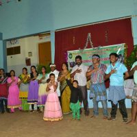 DKSHA Staff Dancing