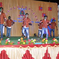 Our boys dancing for an awareness song on Agriculture