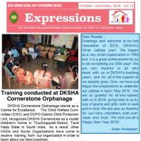 DKSHA Oct - Dec 2018, Newsletter